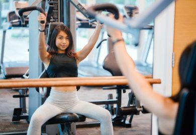 Robienie mięśni i utrata kilogramów
